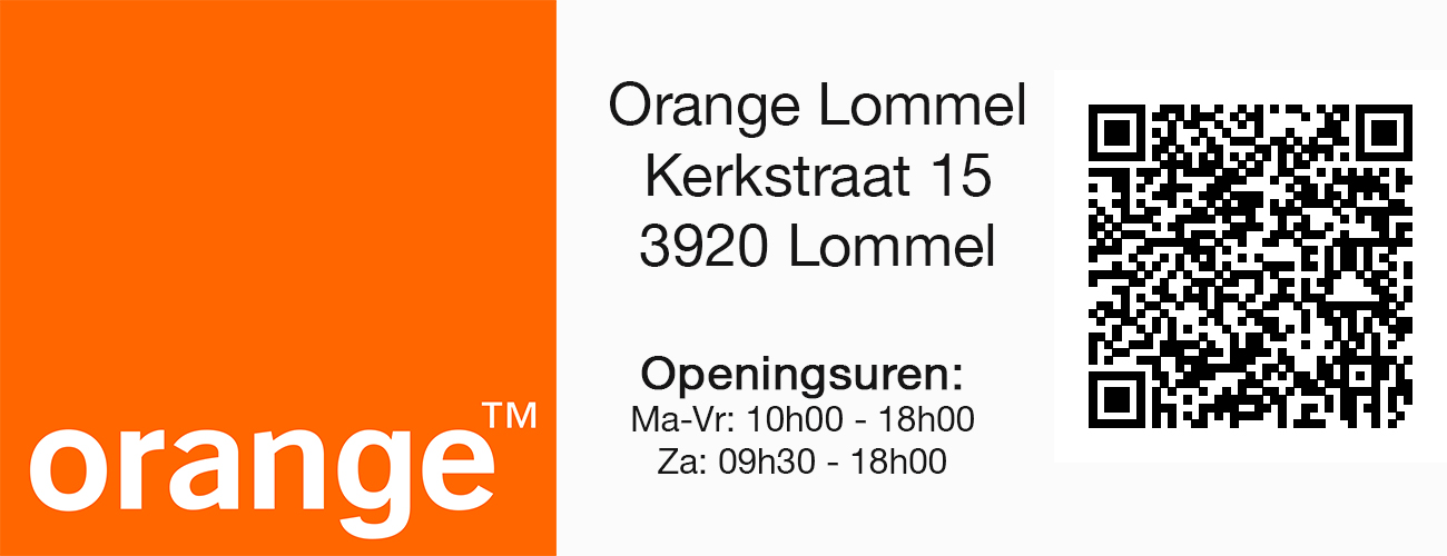 Orange LOMMEL